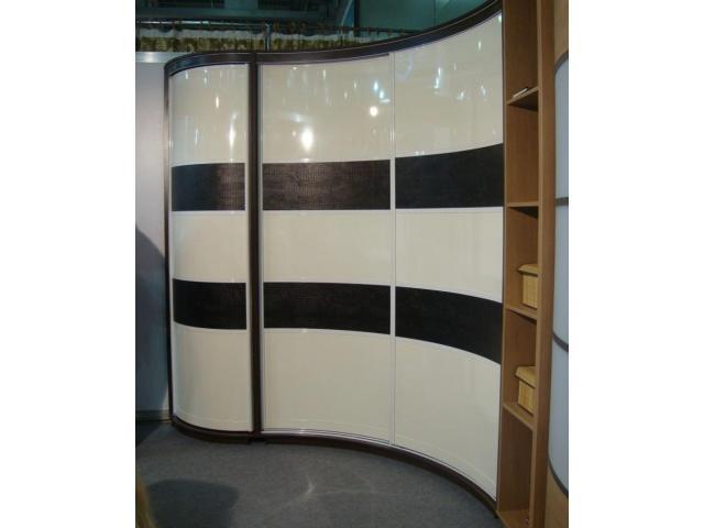 Радиусные шкафы-купе на заказ в Бресте и Брестской области в рассрочку!