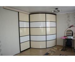 Изготовление радиусных шкафов-купе под заказ в Гомеле и Гомельской области