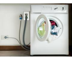 Подключение стиральной машины, сантехнические работы