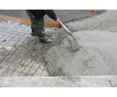 Доставка сухого бетона самосвалом Минск, минский район