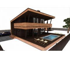 Строительство современного дома