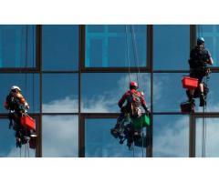 Услуги промышленного альпиниста
