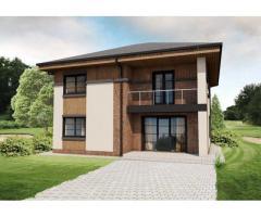 Проект дома по существующему строению