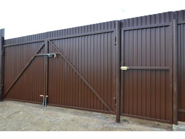 Забор под ключ с гарантией