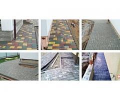 Укладка Тротуарной плитки недорого и быстро