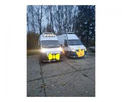 Доставка грузов Минск-Москва-Минск