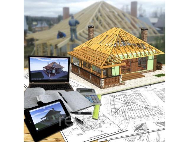 Строительный проект (расчет строительных конструкций)