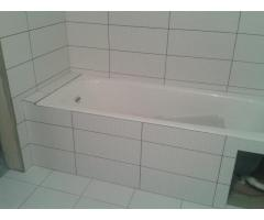 """Облицовка плиткой любой сложности ванная и туалет """"под ключ"""". Опыт 20 лет."""