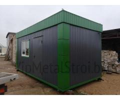 Металлоконструкции и быстровозводимые здания под заказ